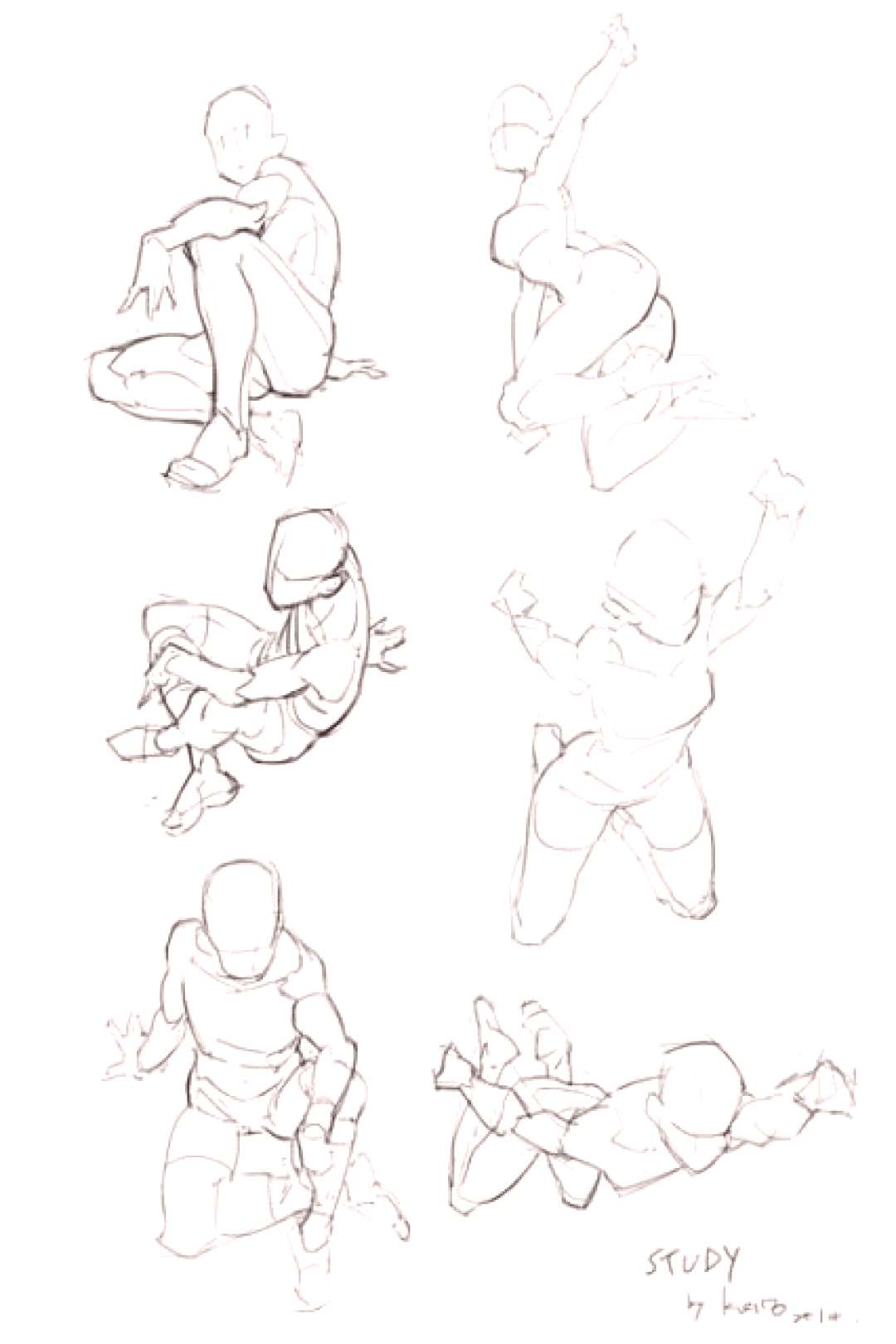 15 Trendy drawing reference poses models illustrations
