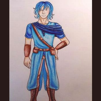 Beware of the blue army. Cause I just love blue color and designi