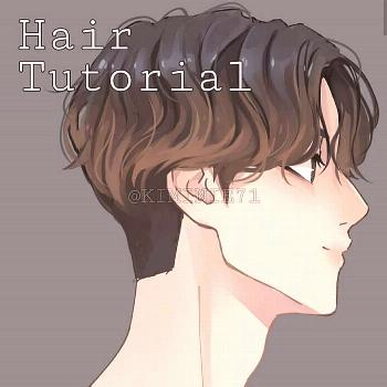 HAIR TUTORIAL Credit: SUPPORT THE ARTIST!! . . -'๑'- follow for