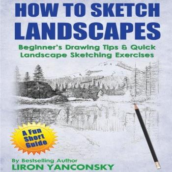 How to Sketch Landscapes: Beginner's Drawing Tip & Quick