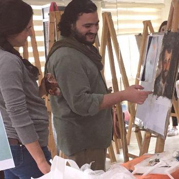 Portrait / figure drawing & advanced oil painting classes with ar