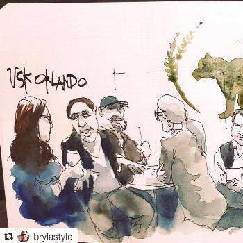 #Repost () ・・・ Had a great time at our Drink and Draw. arra