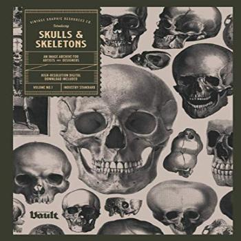 Skulls and Skeletons: An Image Archive and Anatomy Reference