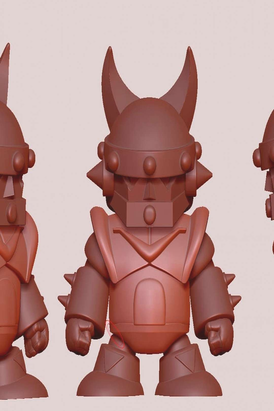 #3d #arttoy #3dprinting #modeling #3dmodeling #zbrush #toy #figur