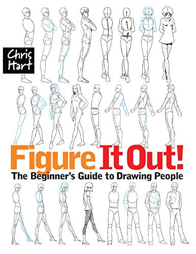 Figure It Out! The Beginners Guide to Drawing People