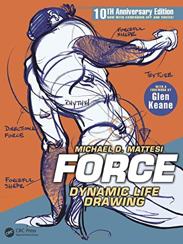 FORCE Dynamic Life Drawing 10th Anniversary Edition (Force
