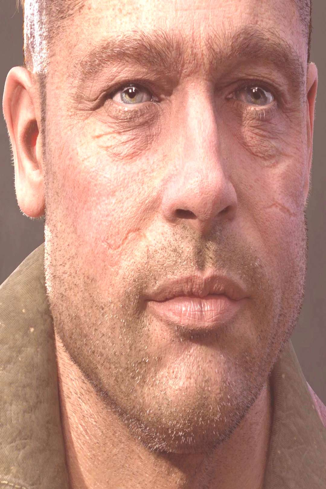 Fury Brad Pitt, Sujesh Nair - -You can find Zbrush and more on our website.Fury Brad Pitt, Sujesh N