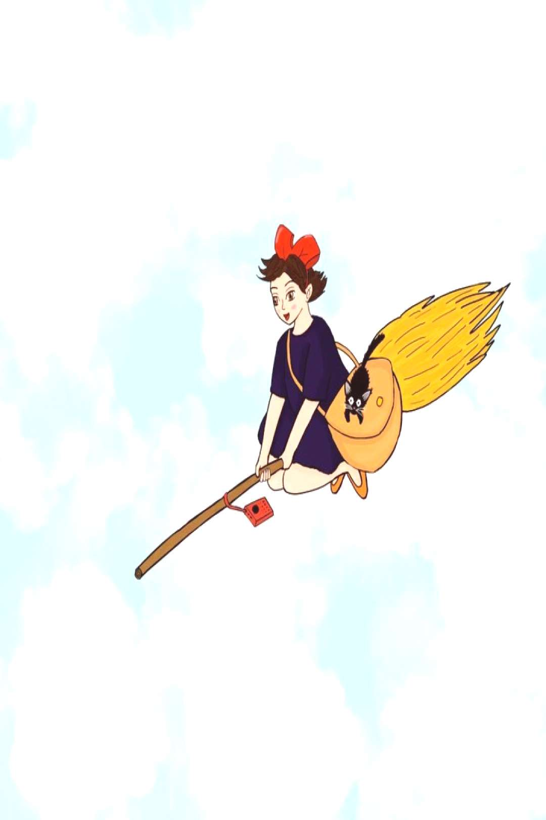 kikis delivery service️ #kikisdeliveryservice #movie #witch #b