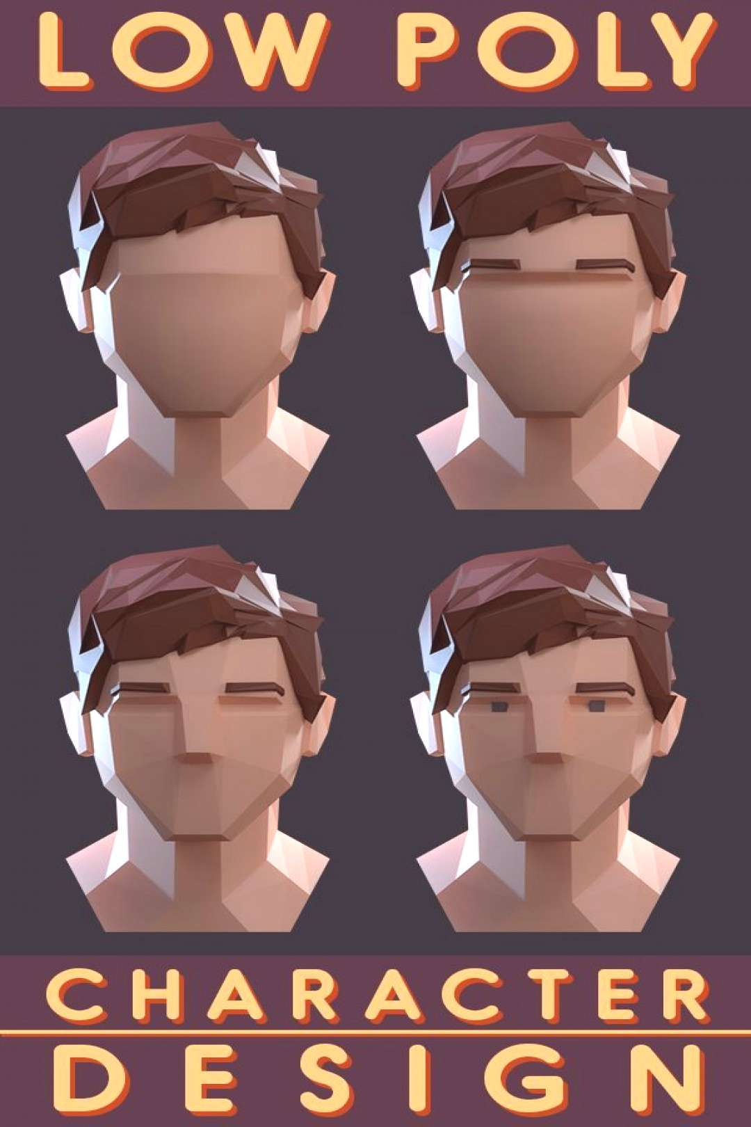 Learn how to create beautiful Low Poly characters with our extensive guide. Come along as we explor