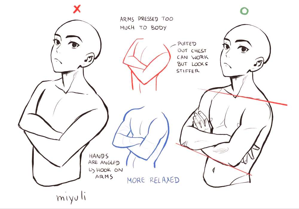 miyuli みゆり on Twitter quotSome poses I struggled with recently and my personal approach to make