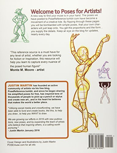 Poses for Artists Volume 4 - Couples Poses An essential