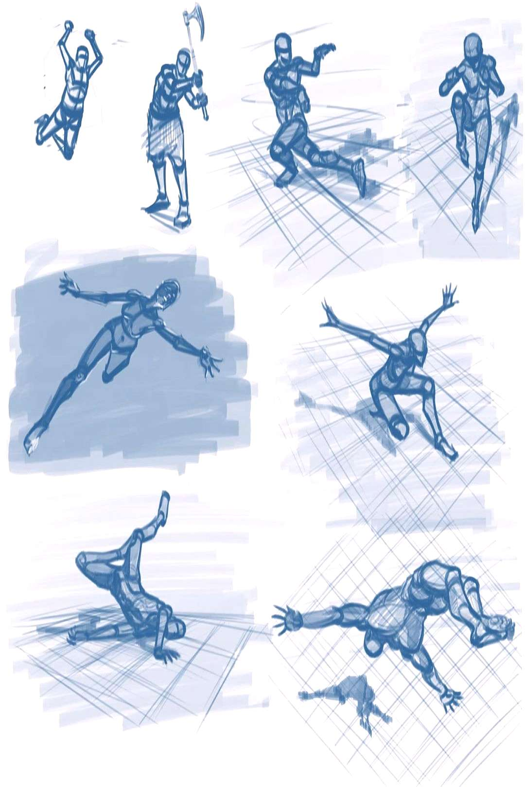 Some late night doodles before bed. #figuredrawing #figure #figur