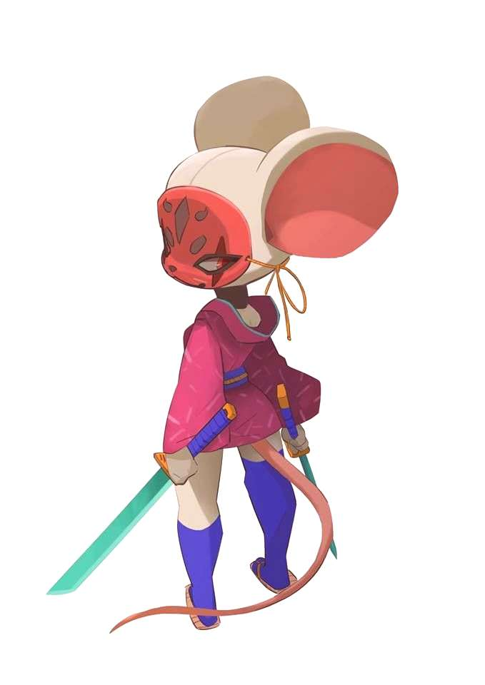 The Character Design Challenge! - Art by Ray Teja January's Theme