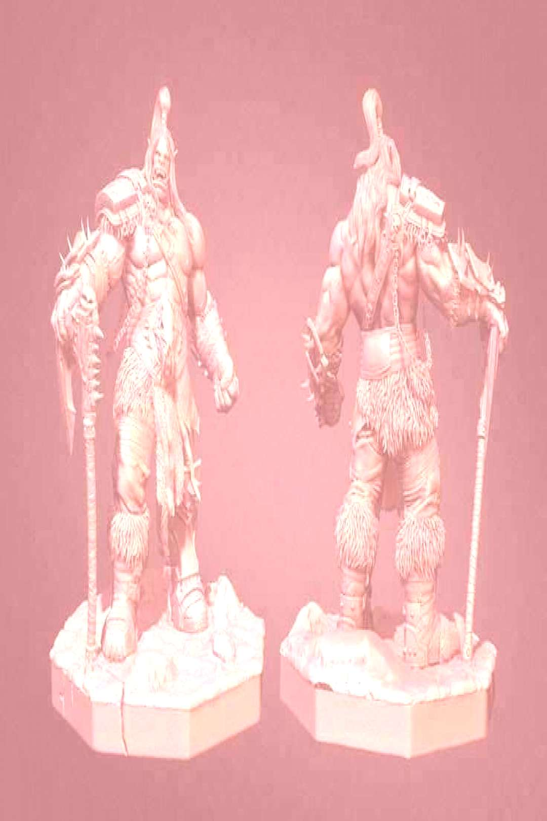 Zbrush Sculpture Character Design - -You can find Zbrus...